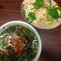 Photo taken at Pho Crystal Vietnamese Cuisine by Chantelle D. on 8/1/2013