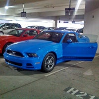 Photo taken at Sky Harbor Rental Car Center by Eric S. on 3/4/2013