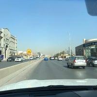 Photo taken at طريق التخصصي by Omar M. on 11/7/2017