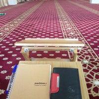 Photo taken at Masjid Kuarters KLIA by Ain Najwa R. on 2/13/2016