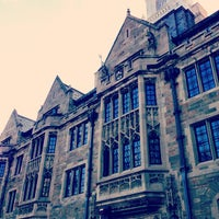 Photo taken at Yale University by Katie D. on 9/30/2012