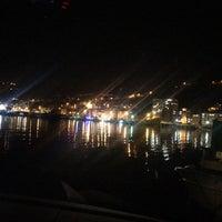 Photo taken at Çarşıbaşı Limanı by Serhan S. on 12/10/2017