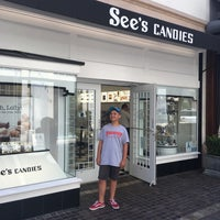 Photo taken at See's Candies by Сергей А. on 7/18/2016