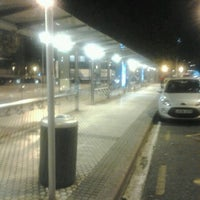 Photo taken at Donostia | San Sebastián Bus Station by Imanol G. on 5/10/2013