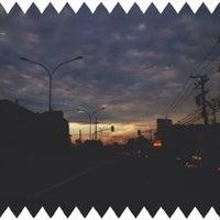 Photo taken at Avenida Ermano Marchetti by Isabel R. on 12/14/2013