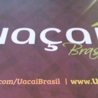 Photo taken at Uaçaí Brasil by Catharine A. on 7/6/2013