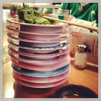 Photo taken at Kura Sushi by Shelby L. on 1/12/2013