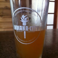 Photo taken at Indiana City Brewing Co by Ryan on 6/1/2013