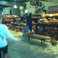Photo taken at Nightmare On Clark Street- Urban Pumpkin Patch by Laura N. on 10/20/2012