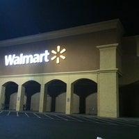 Photo taken at Walmart Supercenter by Julio R. on 1/23/2013