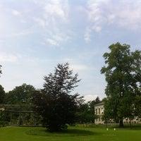 Photo taken at Stadtpark by Daniel B. on 7/9/2013