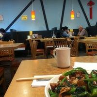 Photo taken at Leslie Café 利是冰室 by Christen 章. on 3/3/2013