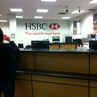 Photo taken at Hsbc by Christen 章. on 2/26/2013