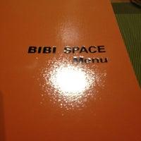 Photo taken at BIBI SPACE by Ted K. on 12/20/2012