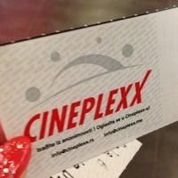 Photo taken at Cineplexx by Tanja on 4/23/2013
