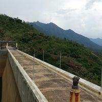 Photo taken at Sothuparai Dam by JagadesH L. on 5/3/2014