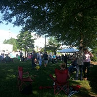 Photo taken at Music On Main by DazeHub on 5/23/2013