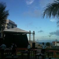 Photo taken at Fiteiro da Praia by Milton F. on 2/16/2013