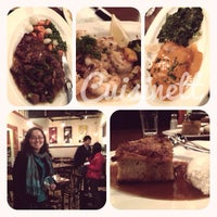 Photo taken at Cuisinett French Comfort Food by Park S. on 11/30/2012
