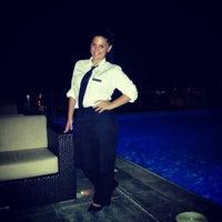 Photo taken at DoubleTree by Hilton Resort Kos - Helona by Themida I. on 8/25/2014