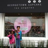 Photo taken at Georgetown Cupcake by itsJonesie on 1/6/2013