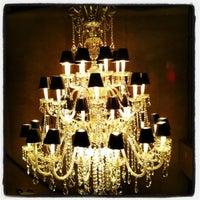Photo taken at Omonia Cafe by John B. on 12/29/2012