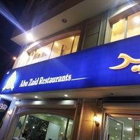 Photo taken at Abu Zaid Restaurant by Rahman S. on 6/6/2013