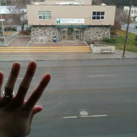 Photo taken at Westmark Whitehorse by Keizy G. on 10/15/2012