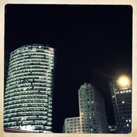 Photo taken at Potsdamer Platz by Michael H. on 11/30/2012