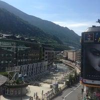 Photo taken at Hesperia Hotel Andorra la Vella by Masha K. on 9/7/2014
