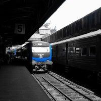 Photo taken at Maradana Railway Station by Dileepa L. on 5/24/2013