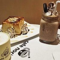 Photo taken at Cafe Noriter by martin_7681 on 12/29/2013