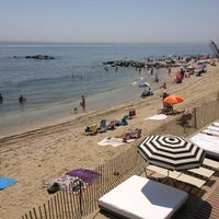 Photo taken at Long Branch Beach by Victoria M. on 7/17/2013