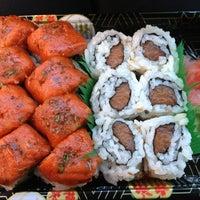 Foto tomada en U1 Sushi por Victoria M. el 9/4/2013