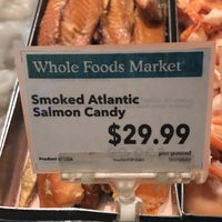 Photo taken at Whole Foods Market by Victoria M. on 4/24/2017