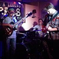 Photo taken at Finnegan's Pub by Victoria M. on 2/7/2015