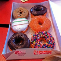 Photo taken at Dunkin' Donuts by Pj Z. on 4/21/2013