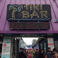 Photo taken at Martell's Tiki Bar by Cesar D. on 6/30/2013