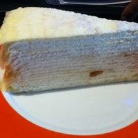 Photo taken at Nadeje Café by Christopher D. on 12/30/2012