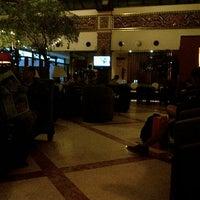 Photo taken at Singosari Lounge by Ridwan W. on 12/25/2012