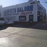 Photo taken at Carpets Galore by Ron P. on 3/17/2016