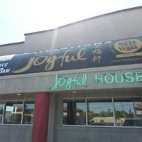 Photo taken at Joyful House Chinese Cuisine by Ron P. on 9/15/2014