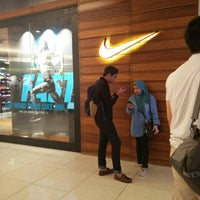 Photo taken at Nike by Ron P. on 12/17/2015