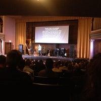 Photo taken at Whiteside Theater by Scott G. on 6/2/2013