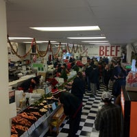 Photo taken at Gartner's Country Meat Market by Scott G. on 12/20/2012