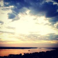 Photo taken at River City Hotel by Aurapim V. on 1/10/2013