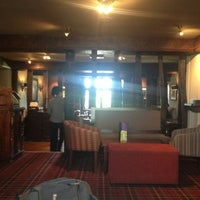 Photo taken at Tankersley Manor Hotel by Peter C. on 7/16/2013