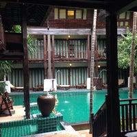 Photo taken at Yantarasri Resort by Anne B. on 10/24/2014
