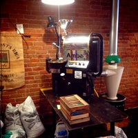 Photo taken at Limestone Coffee Company by Dave S. on 11/28/2014