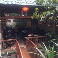 Photo taken at Cafe Phố Cổ by Ao3n C. on 10/7/2017